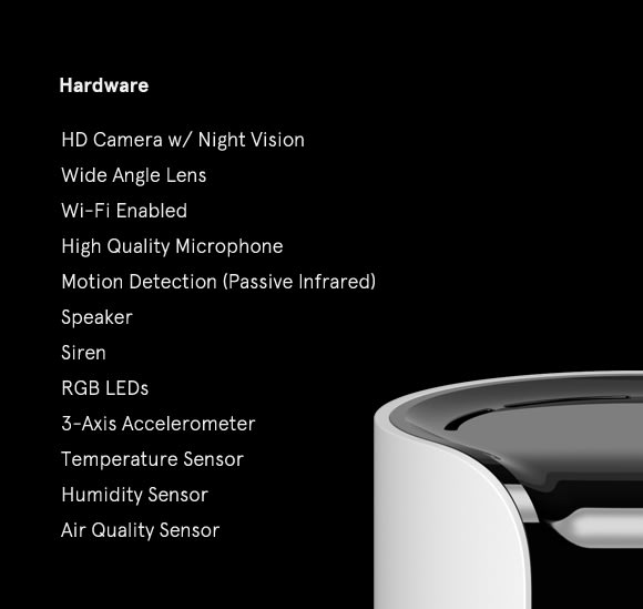 Hardware Specs