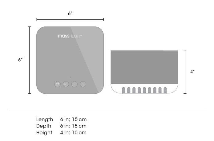The Core Wireless Speaker System Indiegogo