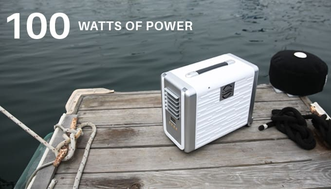 In Amp Outdoor Solar Powered Portable Air Conditioner Indiegogo