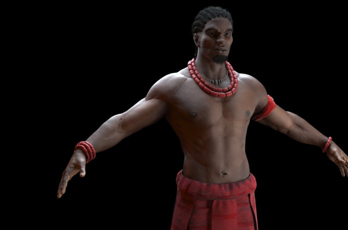 DAWN OF THUNDER: African 3d Animated Epic of SANGO | Indiegogo
