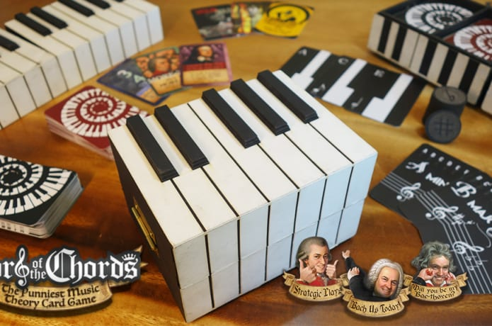 Lord of the Chords: The Best Music Theory Game! | Indiegogo
