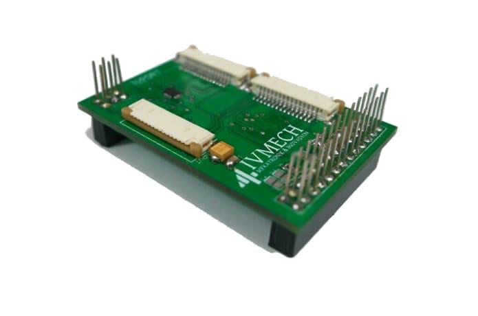 IVPort Raspberry Pi Camera Module Multiplexer   Indiegogo