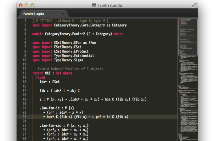 PragmataPro, the ideal programming typeface, open source
