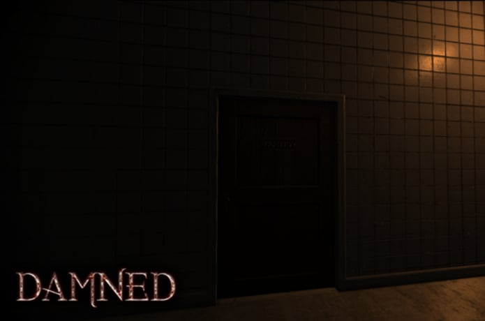 Damned: A Randomized Online Competitive-Cooperative Horror