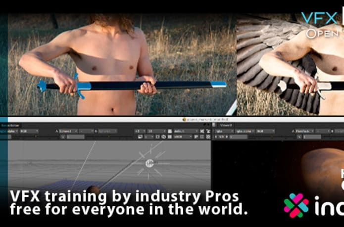 VFX Learning Open Source Project   Indiegogo