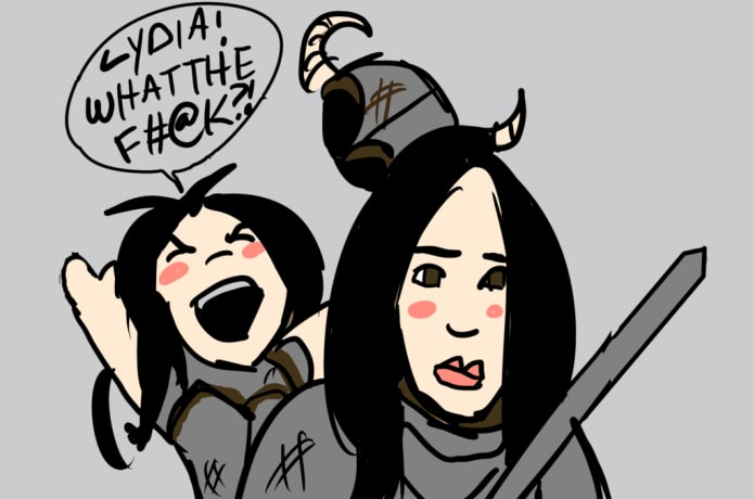Skyrim: To Lydia with Love    Two more Parodies!   Indiegogo