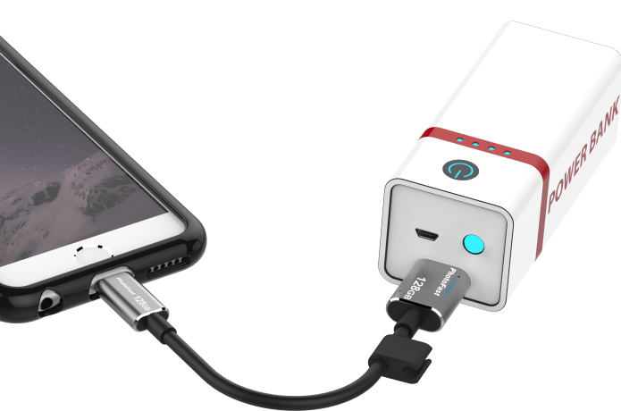 MemoriesCable: Backs up iOS devices as you charge | Indiegogo