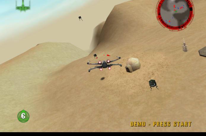 Star Wars - Rogue Squadron  High Level Emulation   Indiegogo