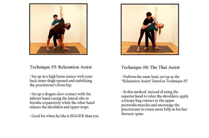 The Secret Art of Adjusting Yoga Poses   Indiegogo