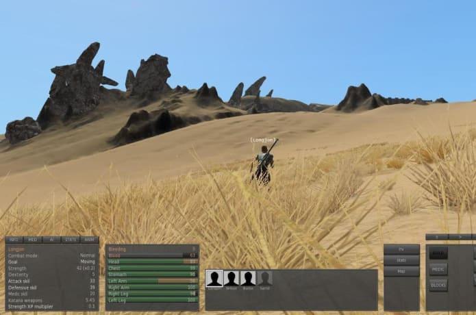 Kenshi - A free-roaming squad based RPG   Indiegogo