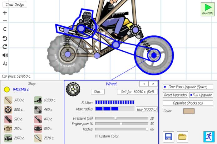 dream car racing 2 full version unblocked
