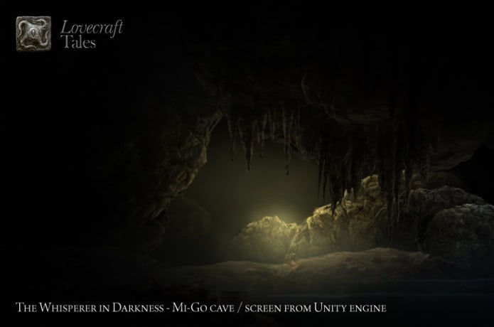 Lovecraft Tales | Indiegogo