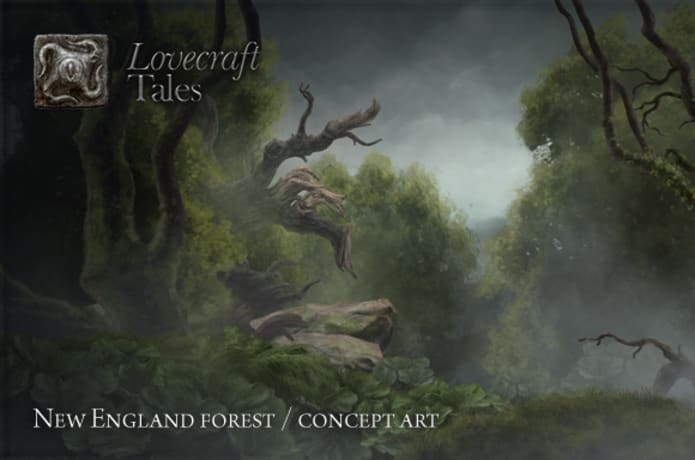 Lovecraft Tales | Indiegogo