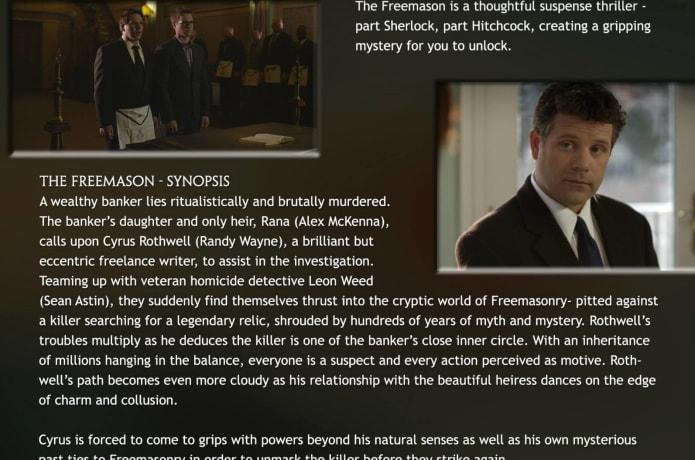 The Freemason 2 | Indiegogo