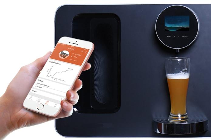 iGulu - Smart, Automated Craft Beer Home Brewery | Indiegogo