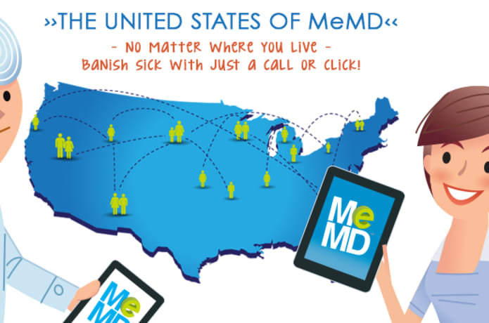 MeMD: The 21st Century House Call | Indiegogo