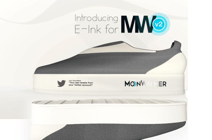 20:16 MoonWalker: The shoes that defy gravity!   Indiegogo