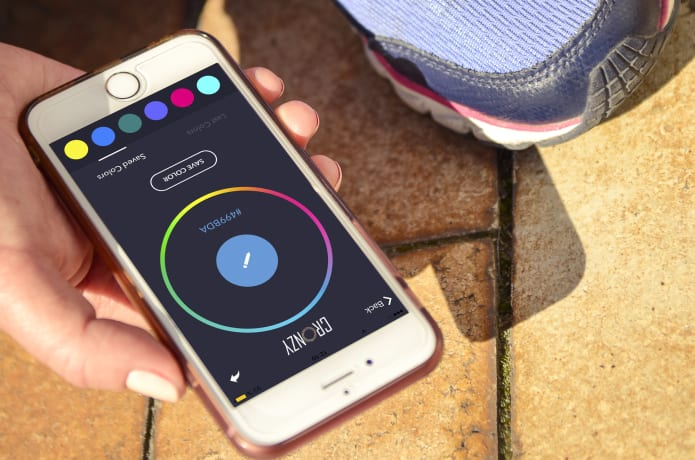 CRONZY Pen - Over 16-million colors in your pocket | Indiegogo