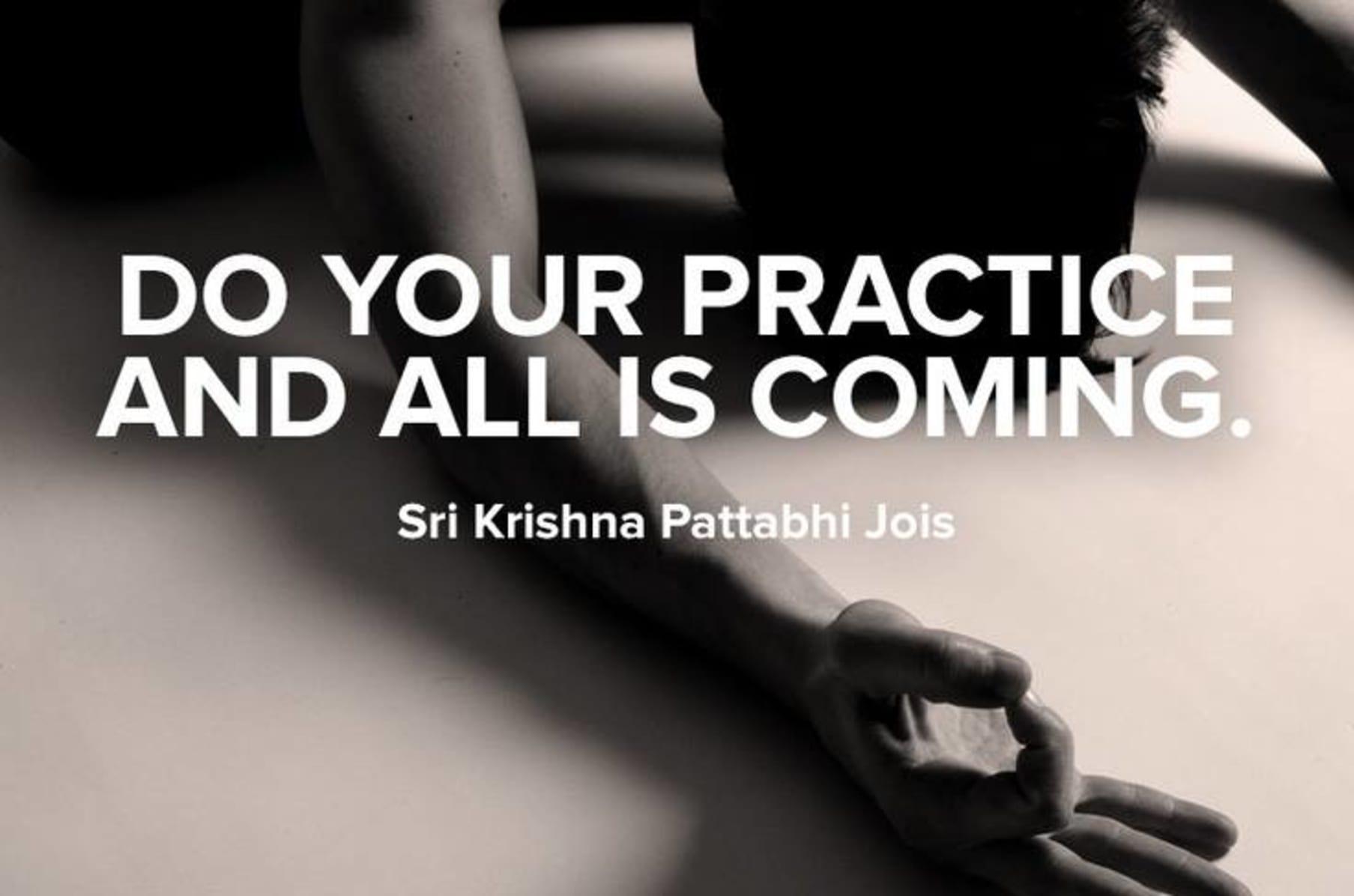 Ashtanga Yoga Intensive Training