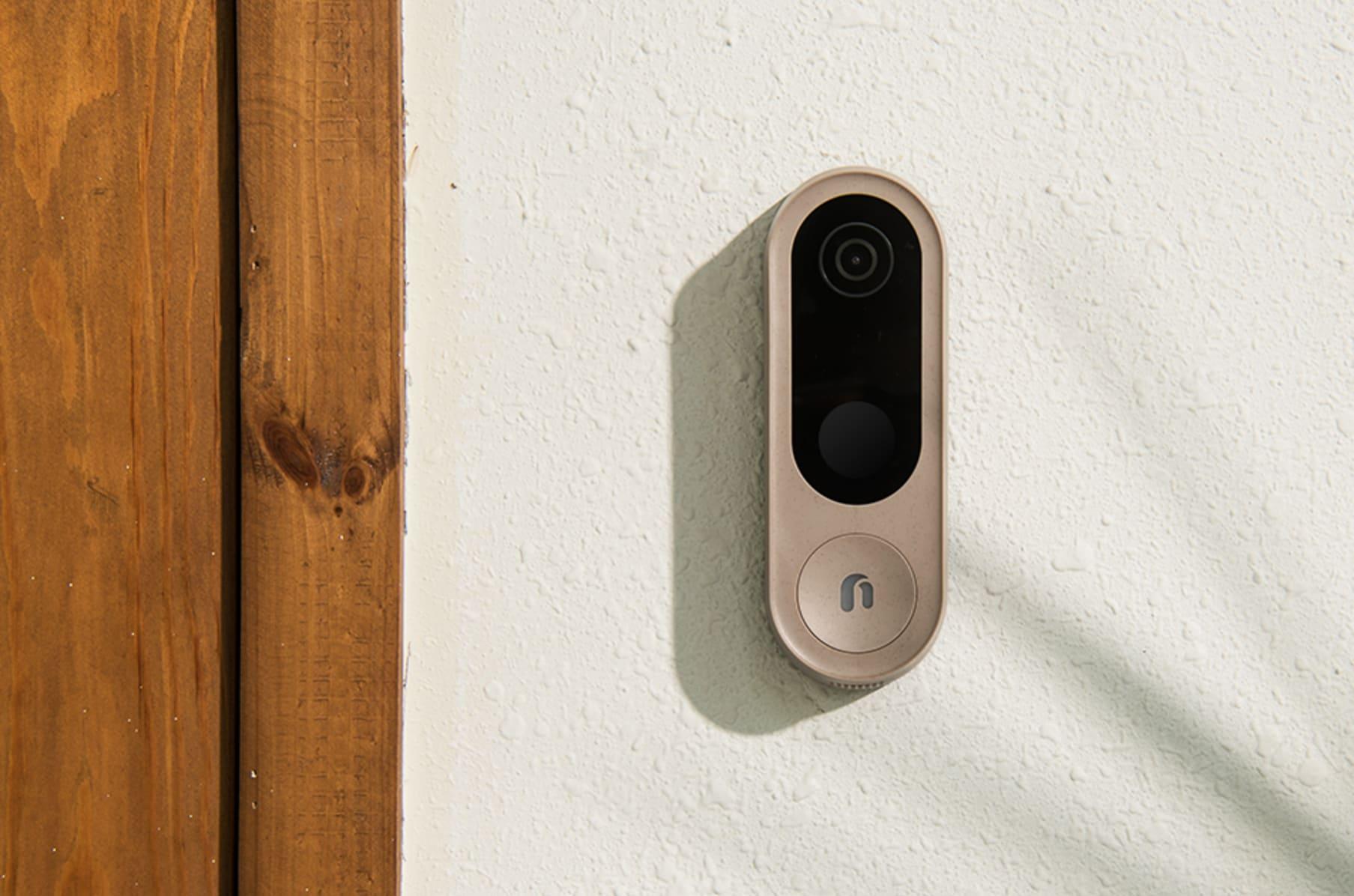 Nooie Smart Wireless Doorbell for 24-7 Security   Indiegogo