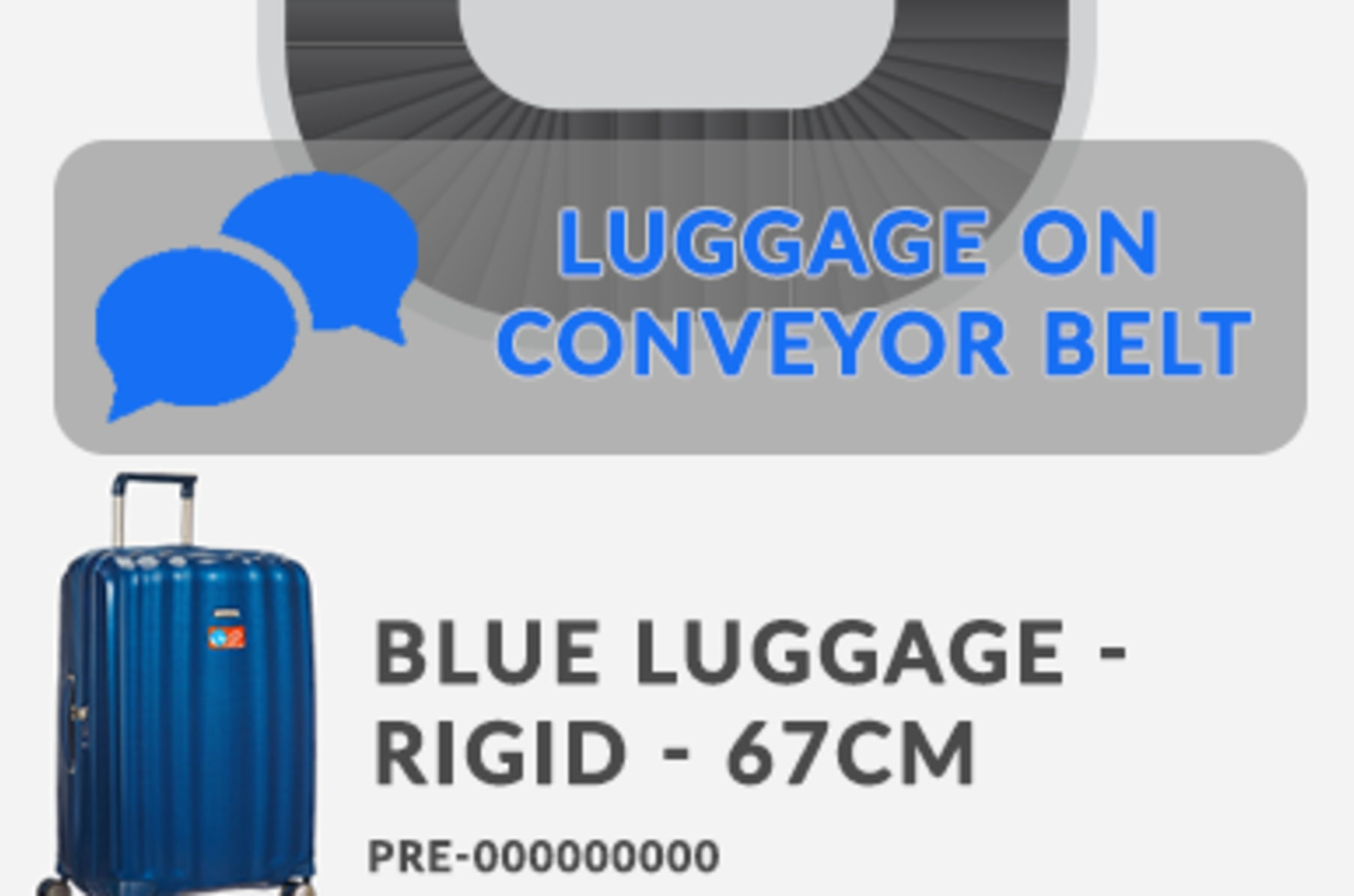 Bluetooth technology NFC It embeds RFID The Smart Luggage Tracker