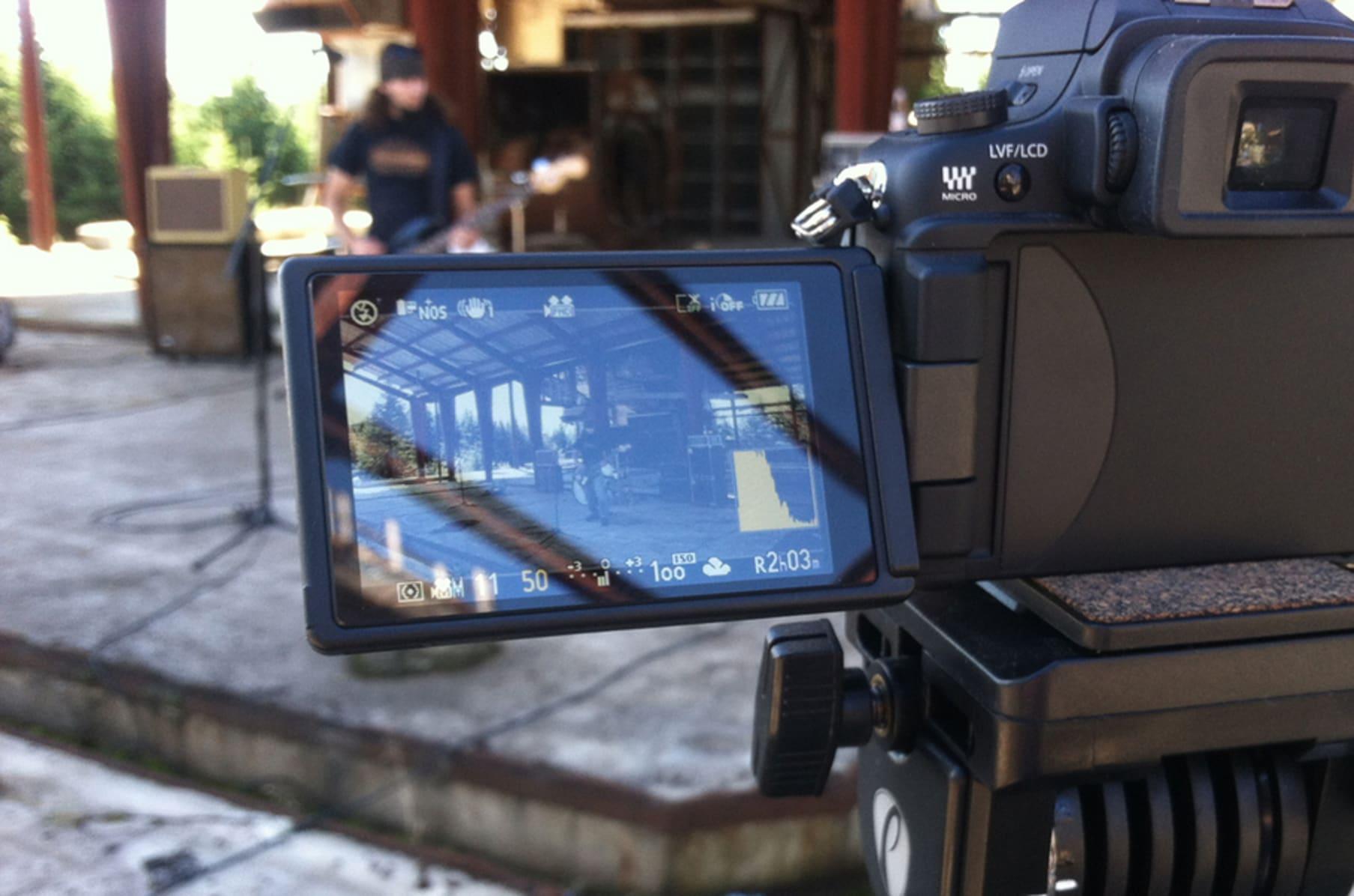 Ass Com Videos camera upgrade: more kick-ass music videos!   indiegogo