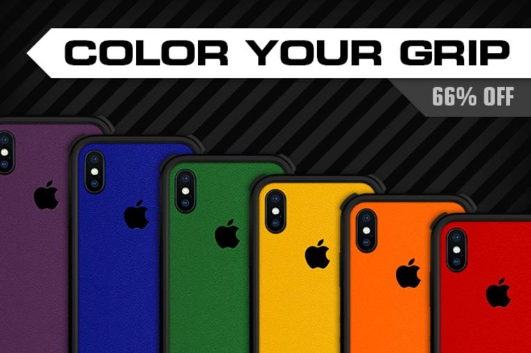 official photos 643c6 7dd1f dbrand Grip Phone Case   Indiegogo