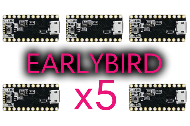 Exen Proto - Tiny 32-Bit Arduino Comp  Board | Indiegogo