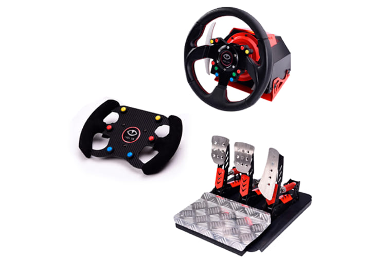 Feel VR: The Affordable Direct Drive Racing Wheel   Indiegogo