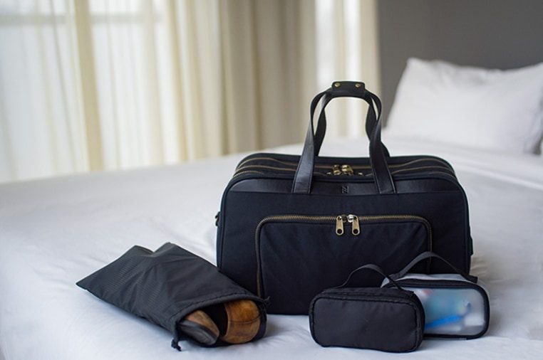 053146389 The Bento Bag: Most Thoughtful Travel Bag Ever | Indiegogo