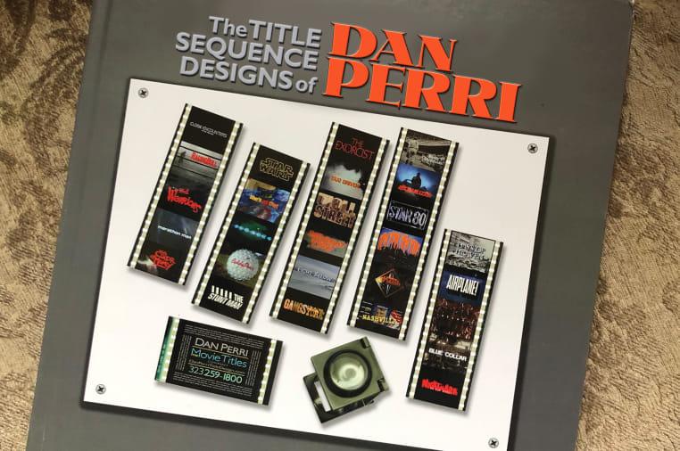 The Title Sequence Designs of Dan Perri | Indiegogo