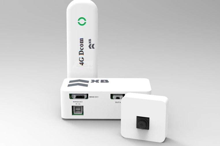 XBStation 4G Drone Kit   Indiegogo